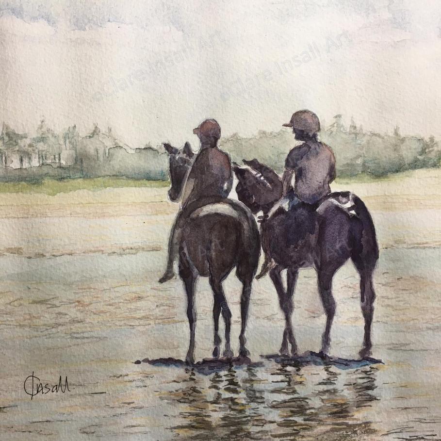 Horses at Holkham - £65
