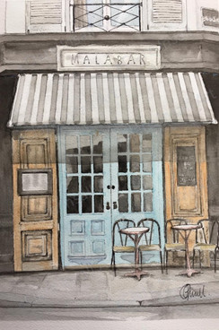 Paris Café - £85