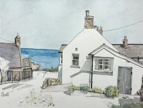 Sea Cottage - £80