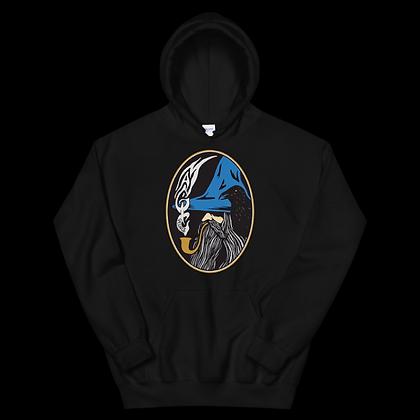 Wizard Logo Hoodie