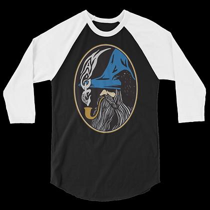 Wizard Logo Raglan Shirt