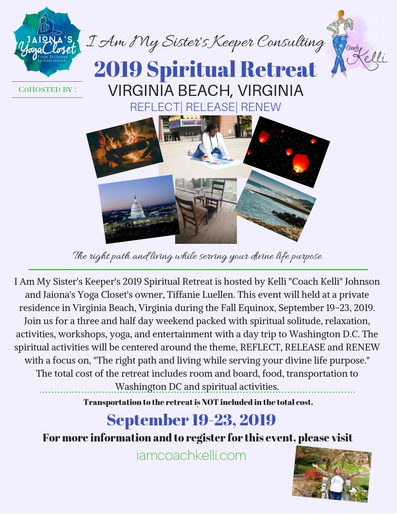 2019 Spiritual Retreat