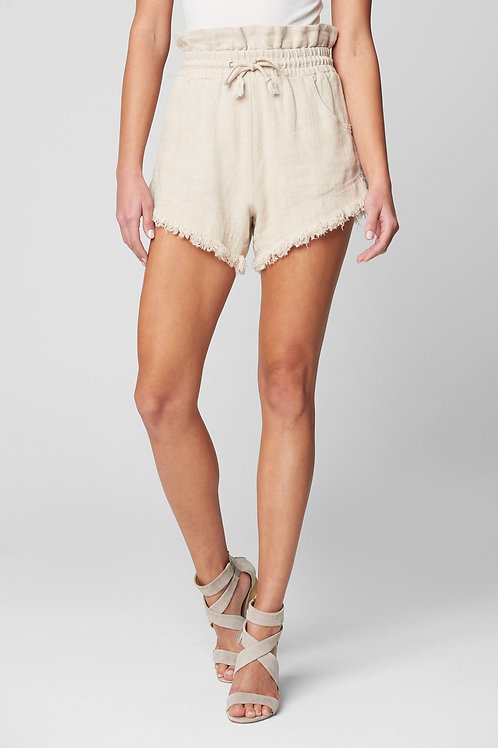 Blank NYC Away From Here Shorts