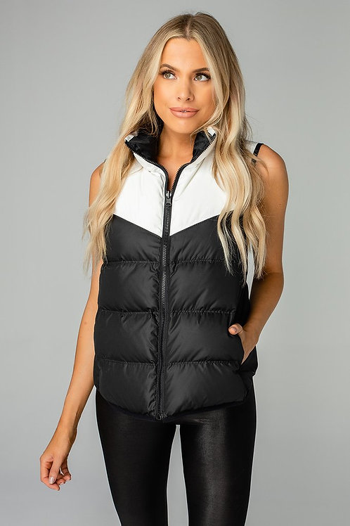 Buddy Love Tanya Puffer Vest
