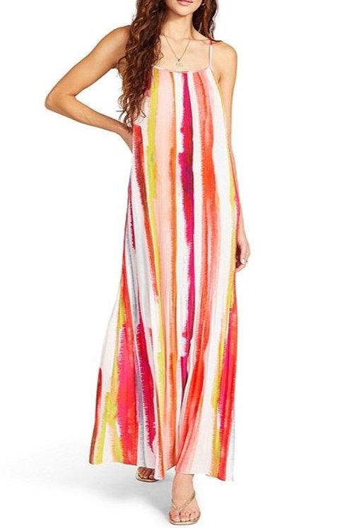 BB Dakota Bon Voyage Maxi Dress