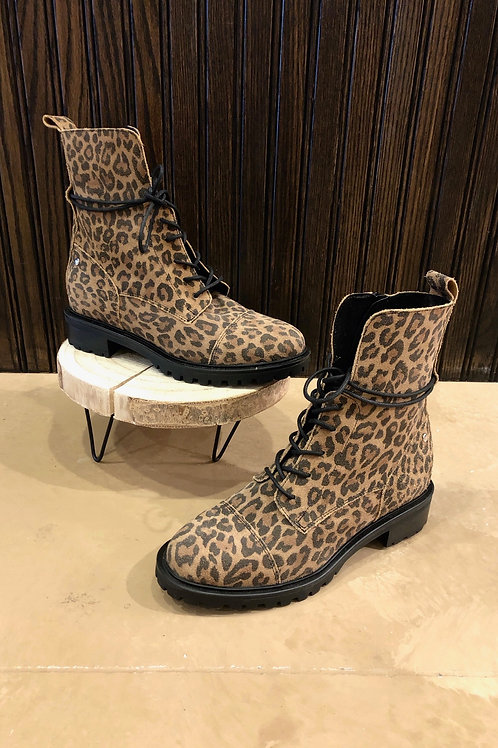 Mark Jenkins Leopard Combat Boot