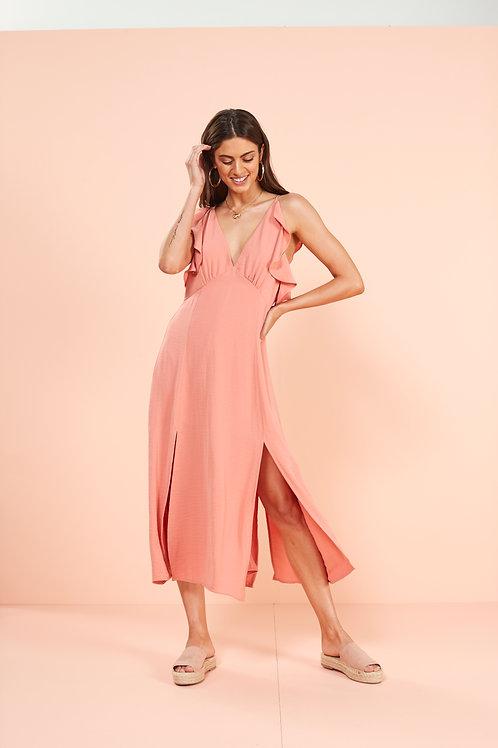 Mink Pink Vera Maxi Dress