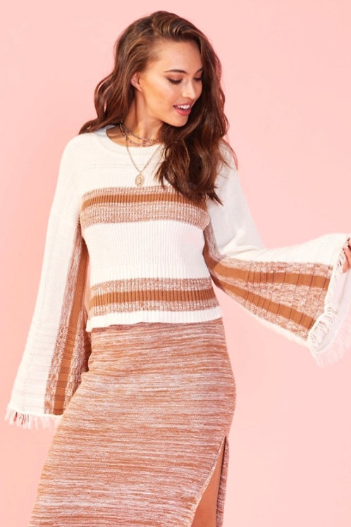 MinkPink Yvonne Knit Sweater