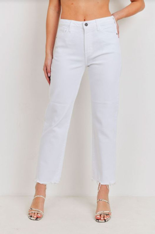 JBD Vintage High Rise Straight Jean