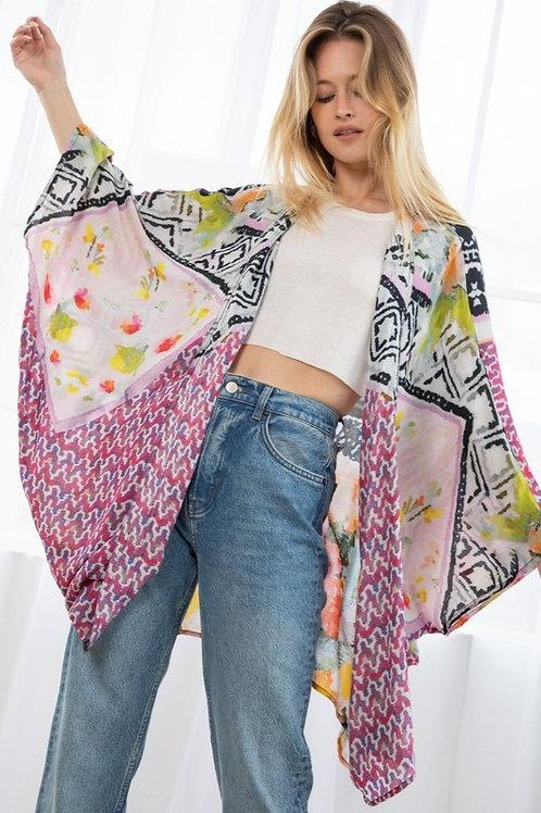 Feeling Breezy Kimono