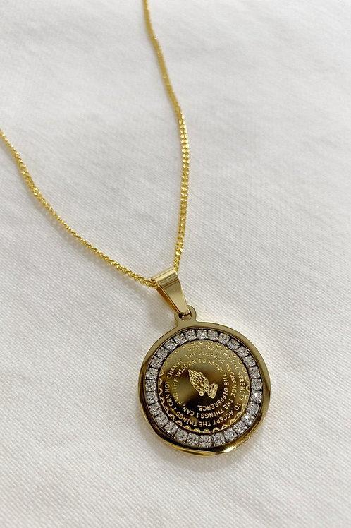 Prayer Warrior Necklace