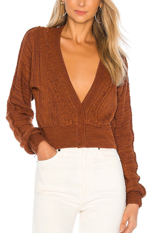 Free People Moon River Cardi