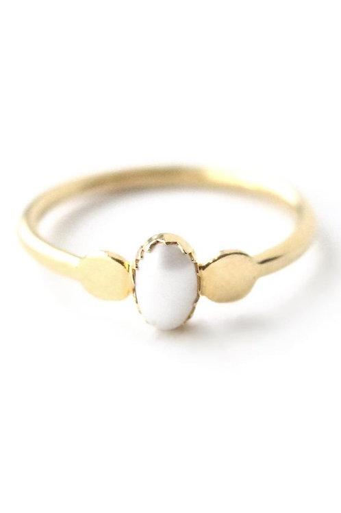Mia Pearl Ring