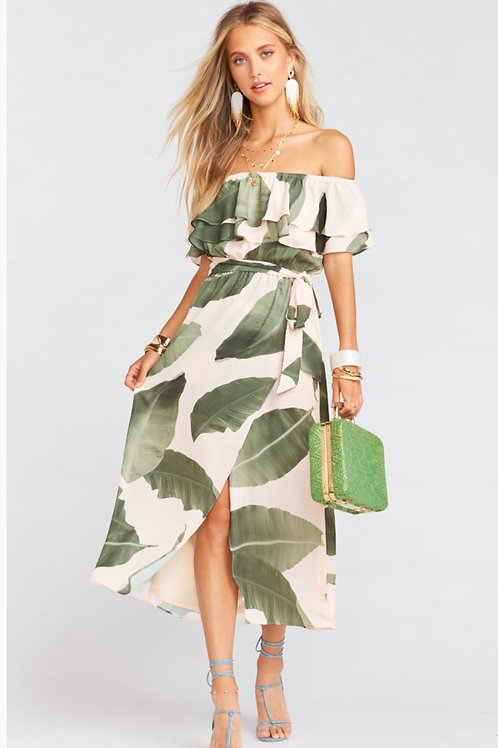 Show Me Your Mumu Rosie Maxi Dress