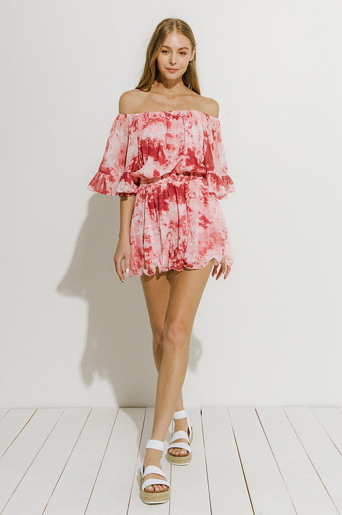Let It Ride Romper