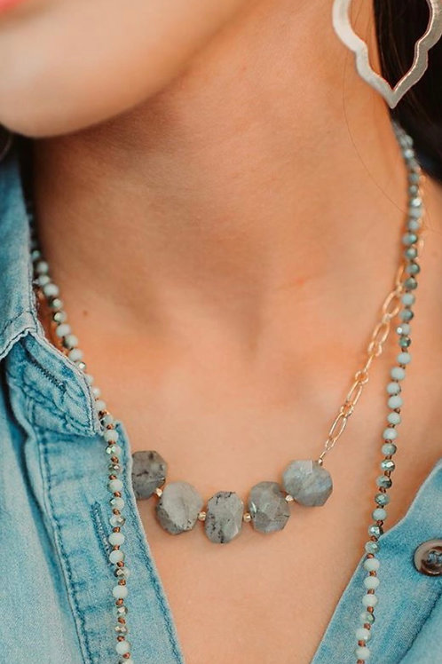 Gemelli Gem Lovin Necklace