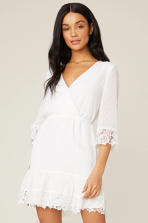 BB Dakota Chiffon on the Spot Dress