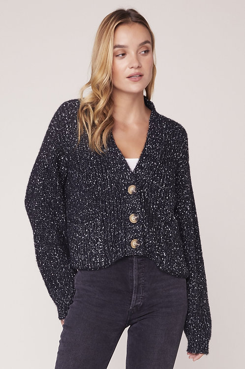 BB Dakota Speckle Occasion Cardi Sweater