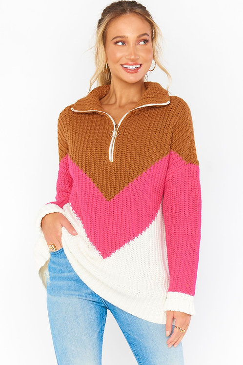 Show Me Your Mumu Sun Valley Pullover