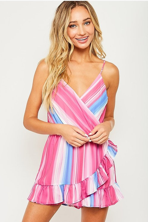 Gone for the Weekend Romper