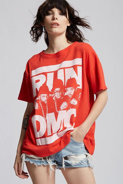 Run-DMC Classic Band Tee