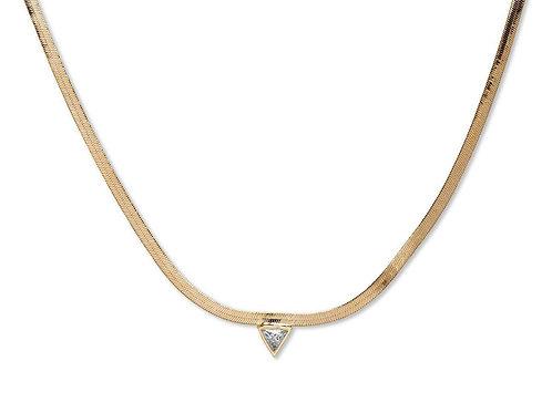 Bracha High Point Necklace
