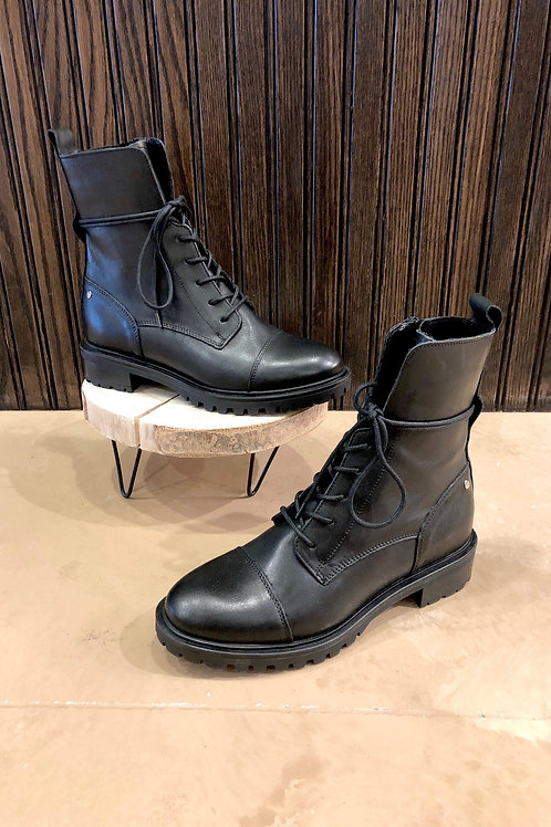 Mark Jenkins Black Combat Boots