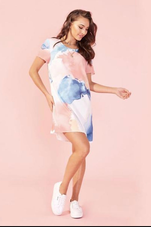 MinkPink Bene Tee Dress