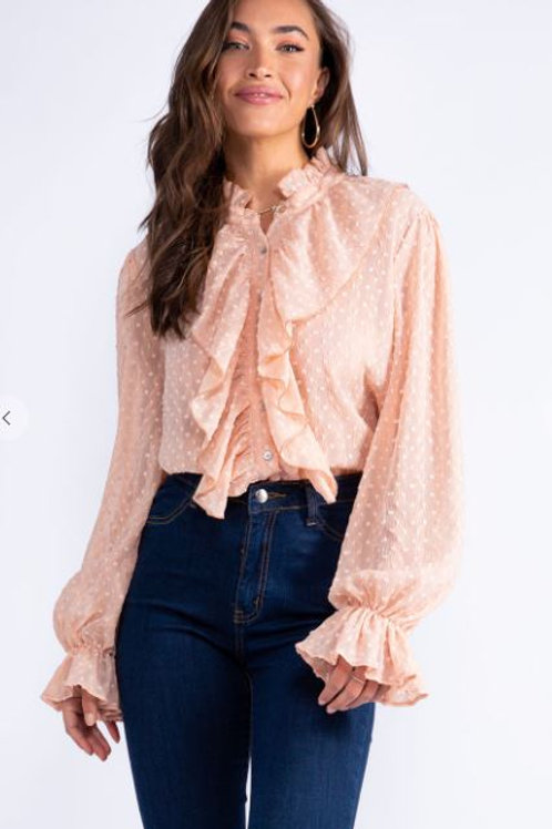 A Total Sweetheart Blouse
