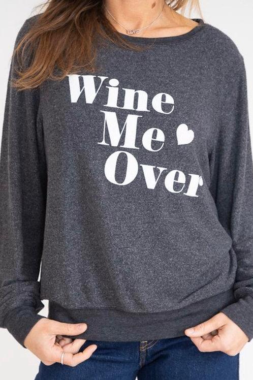 Wildfox Wine Me Over