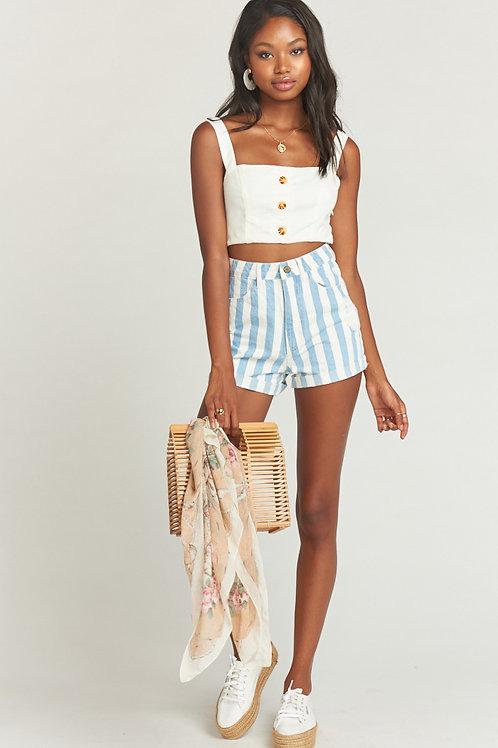 Show Me Your Mumu Raleigh Shorts