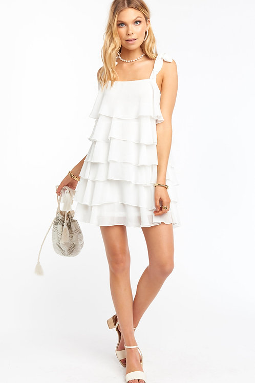 Show Me Your Mumu Rowen Ruffle Dress