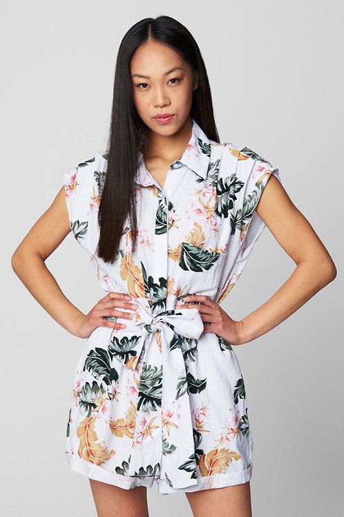 Blank NYC Garden Party Romper