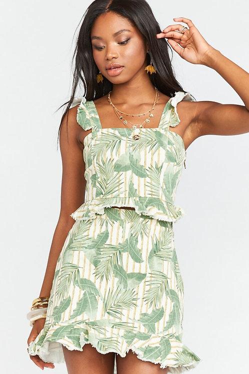 Show Me Your Mumu Kai Skirt