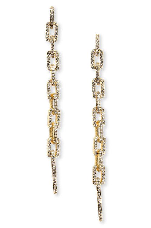 Bracha Brixton Link Earrings