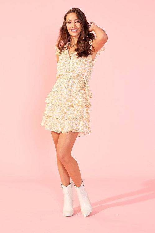 MinkPink Lana Mini Dress