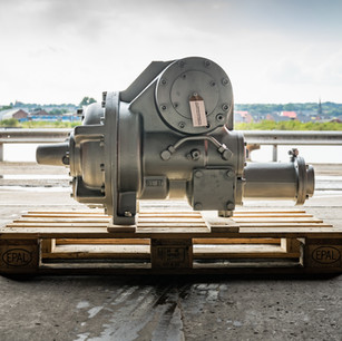 SABROE SAB163 MKII Screw Compressor