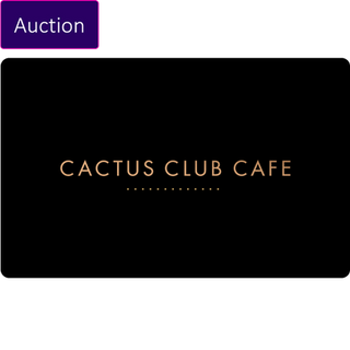 $50 Cactus Club Gift Card