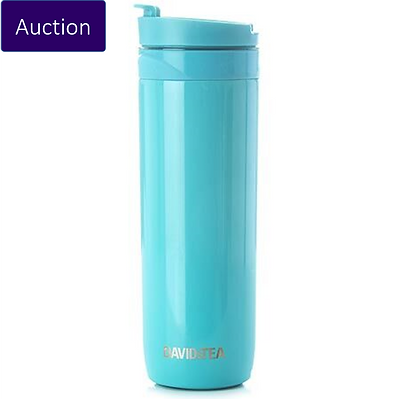 Auction David's Tea Press Blue.png