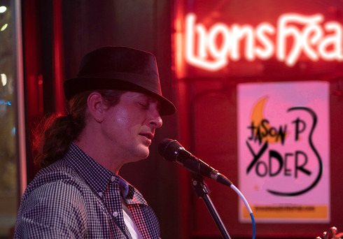 Jason P Yoder (solo/duo)