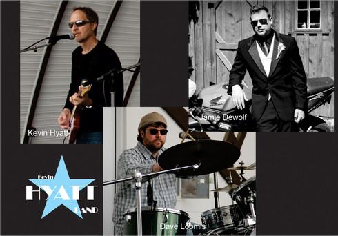 Kevin Hyatt Band (band)