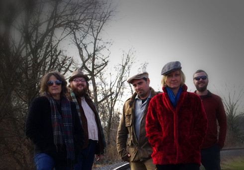 Becky Blue & the Brand New Review (band)