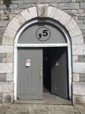 Comma Five venue