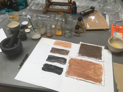 Soil pigments