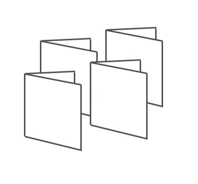 Pack of 4 - assorted