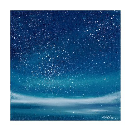 'Constellations' (Print) 17 x 17 cm