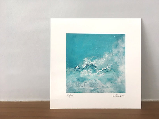 Alpine (small print)