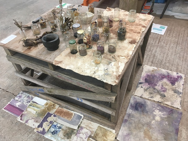 'Alchemist's Table