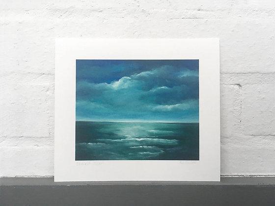 Emerald Ocean (small print)
