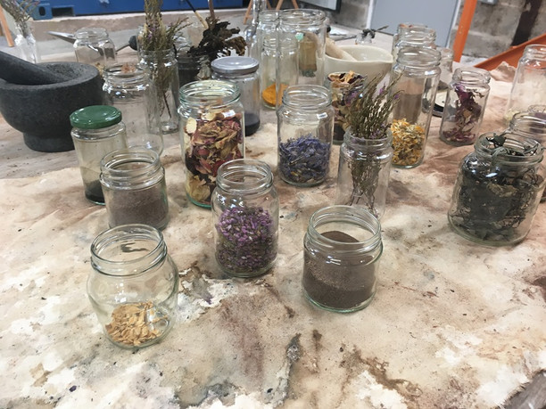 'Alchemist's Table'